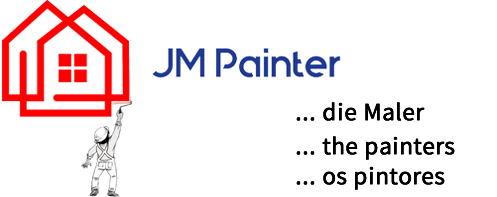 JMPainter - die Maler, the painters, os pintores